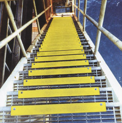 Anti Slip Solutions For Oil Amp Gas Refineries Safemate